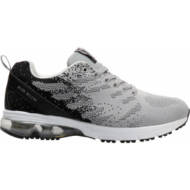 [DONGHO] U7 Airrun AR9100 Sneakers Black _ Walking Running Trekking Hiking Shoes Man Women Fashion Sneakers