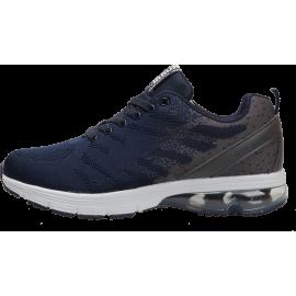 [DONGHO] U7 Airrun AR9100 Sneakers Navy _ Walking Running Trekking Hiking Shoes Man Women Fashion Sneakers