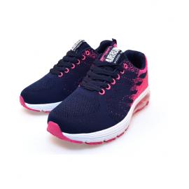 [DONGHO] U7 Airrun AR9100 Sneakers Pink _ Walking Running Trekking Hiking Shoes Women Fashion Sneakers