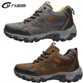 [DONGHO] U7 D002 Hiking Shoes _ Lightweight Walking Trekking Camping Shoes Breathable Non-Slip Outdoor Trail Running Sneakers