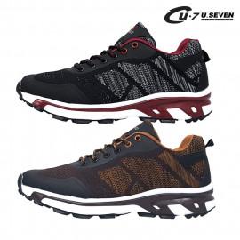 [DONGHO] U7 DM 101 Trekking Shoes _ Breathe Mesh Walking Running Shoes Women Men Fashion Sneakers